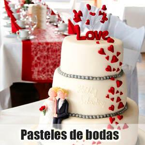Fotos de las tortas mas asombrosas para matrimonios