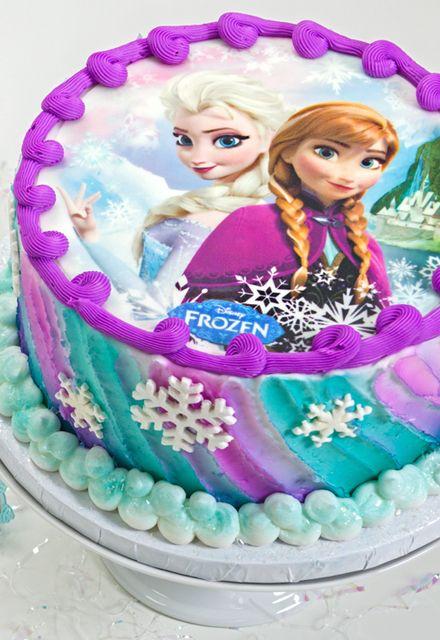 Pasteles De Frozen Para Fiestas De Cumpleanos Imagenes De Pasteles