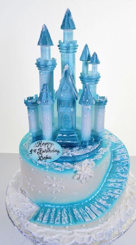 Pasteles De Frozen Para Fiestas De Cumpleaños Imágenes De