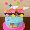 Pasteles de Soy Luna para cumpleaños en crema y fondant con su patín